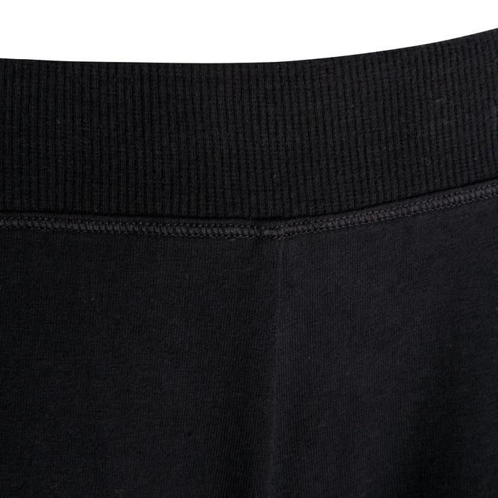 Pantalon bas resserré FIT+ regular, fitness femme - 327945