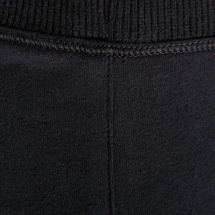 Pantalon bas resserré FIT+ regular, fitness femme - 327951