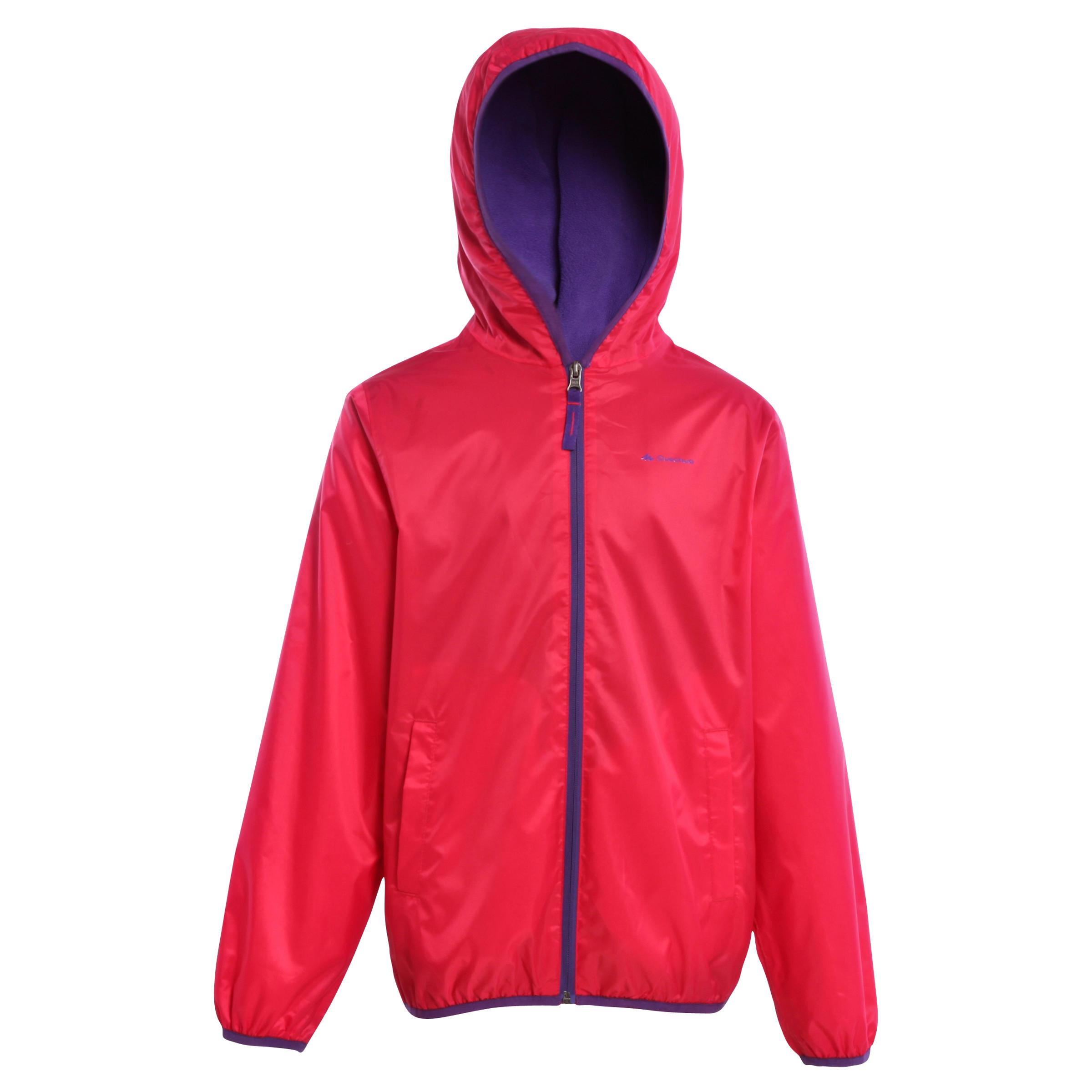 Jungen,Kinder Wanderjacke SH50 Warm Kinder pink | 03608439694912