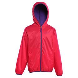 Warme kinderjas voor sneeuwwandelen SH50