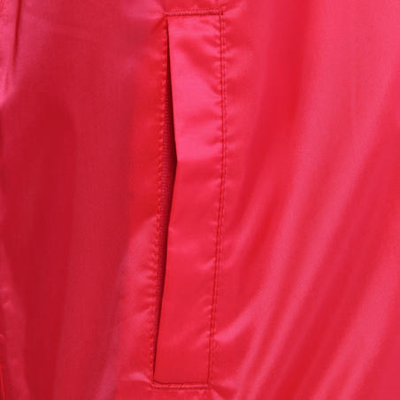 Girls 8-14 Years Winter Hiking Warm Jacket SH50 WARM - Pink