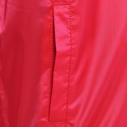 Chaqueta de senderismo nieve júnior SH50 warm rosa