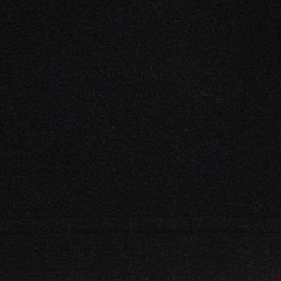 جاكيت من الفليس MH120 للسيدات للمشي لمسافات طويلة على الجبال – لون أسود