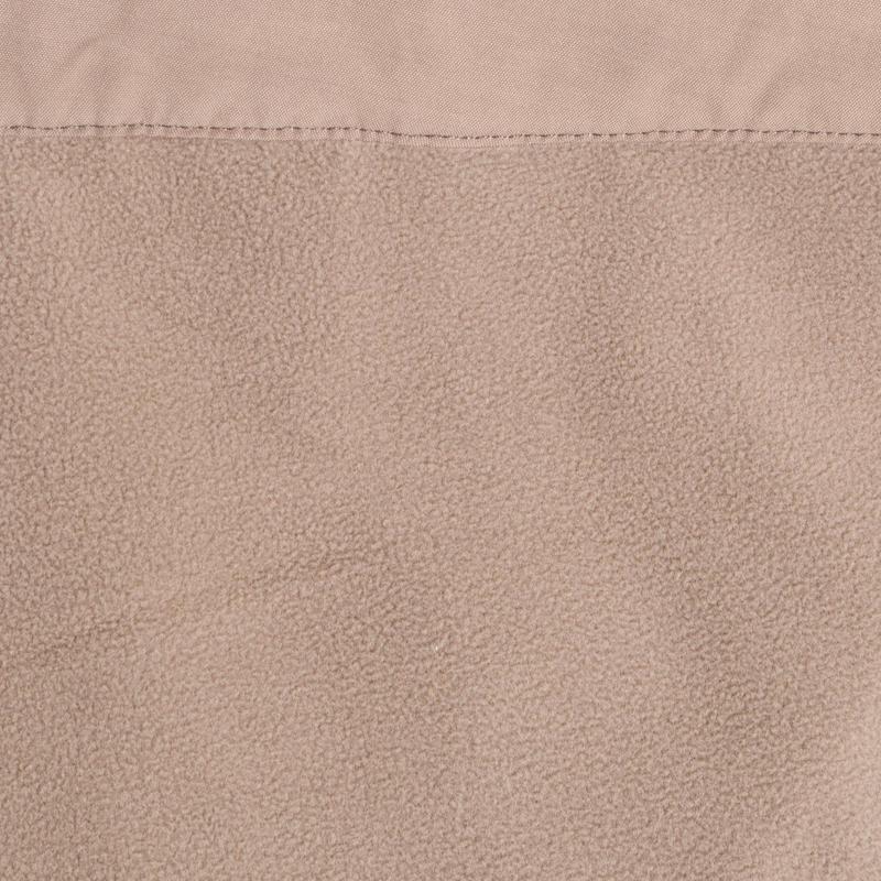 Pantalon randonnée Arpenaz 50 warm femme beige