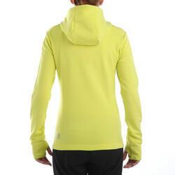 Fleece trekking dames Forclaz 400 stretch - 328659