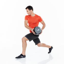 Gewicht voor fitness en krachttraining medicine ball 2 kg - 328703
