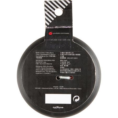 Paspirtuko ratas su guoliu, 125 mm