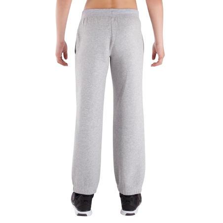 Boys' Warm Gym Bottoms - Grey