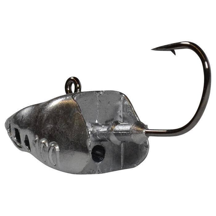 Tête plombée pêche en mer BIGA JIGHEAD 100G X 4