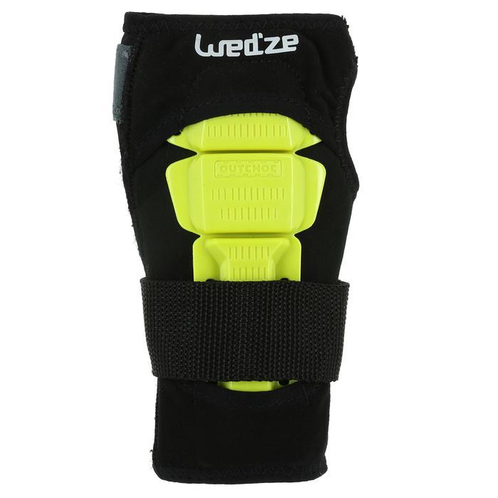 Muñequera de snowboard Defence wrist negro