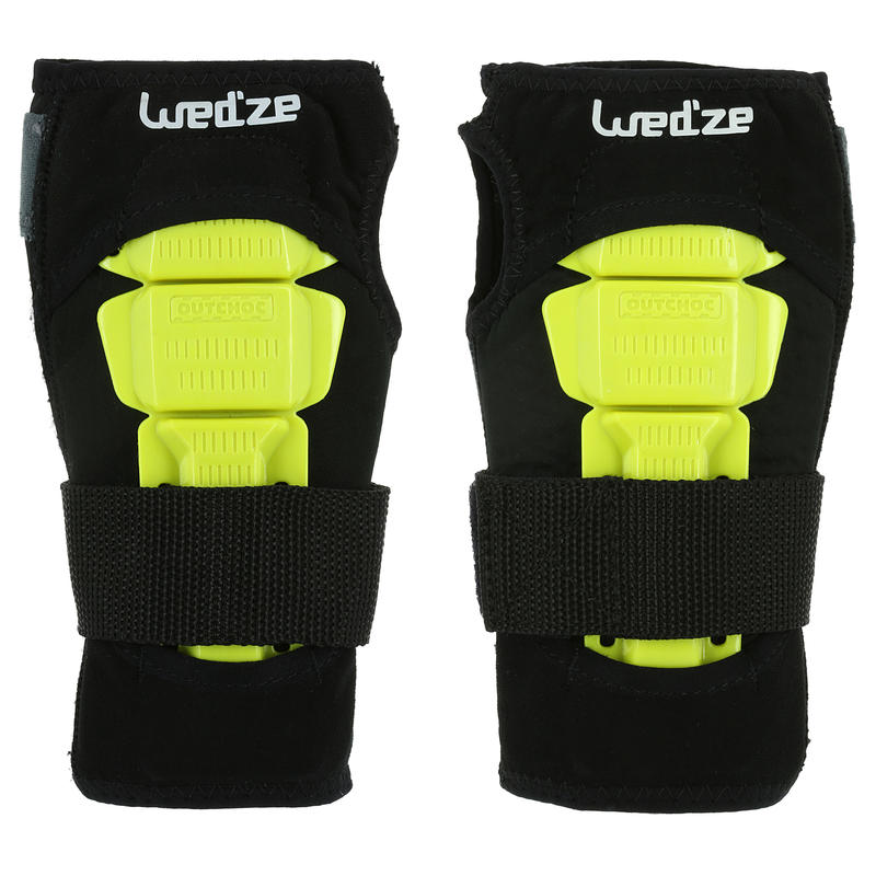 Snowboard Wrist Guard Defense - Black