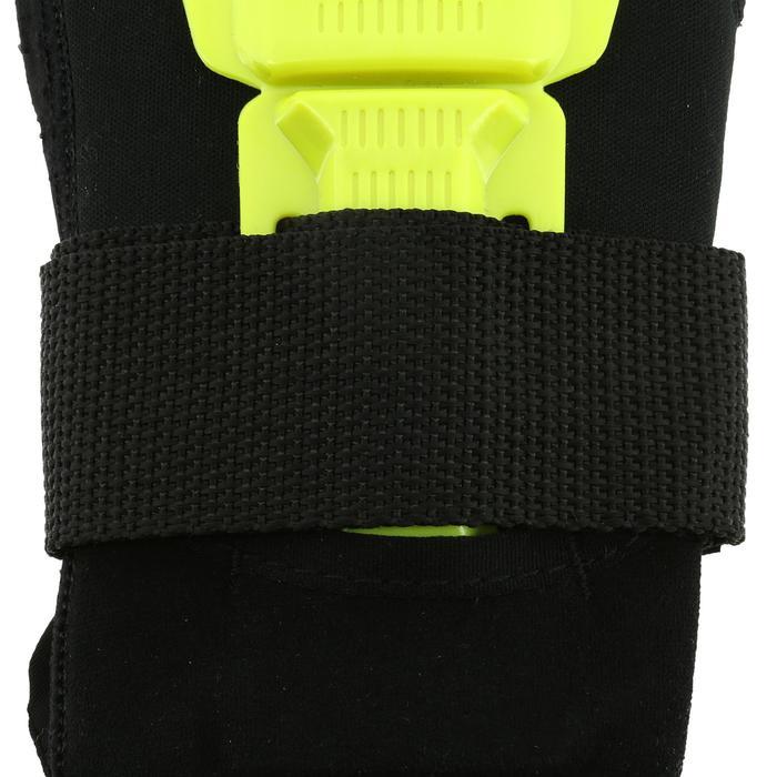 Protectores de muñeca de snowboard Defense wrist negro