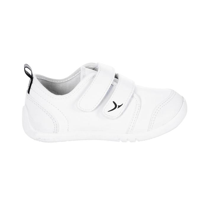 Chaussures Bébé Gym My First Shoes blanches - 332089