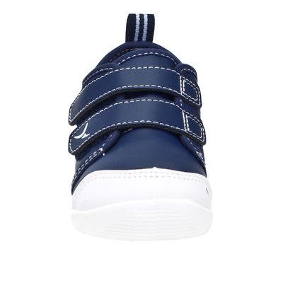 My First Shoes Baby Gym Shoes - Navy Blue