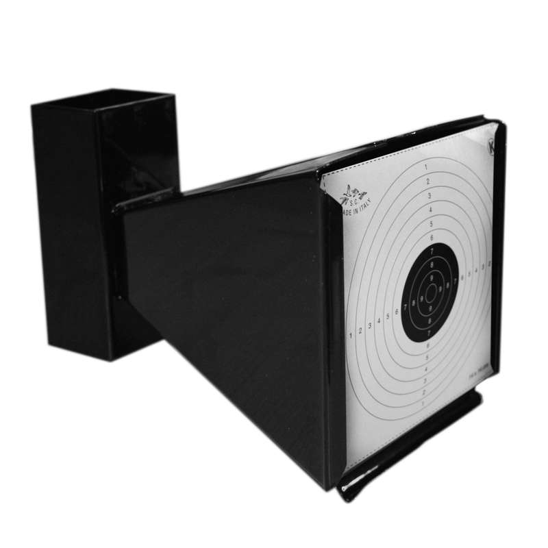 AIR RIFLE LEAD SHOT/TARGETS/SCOPES Shooting and Hunting - 14 X 14 TARGET HOLDER NO BRAND - Shooting and Hunting