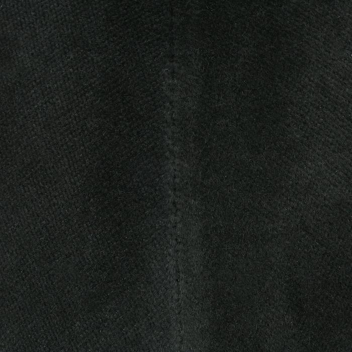 Bombe équitation C400 velour noir (tailles 52 à 59 cm) - 334438