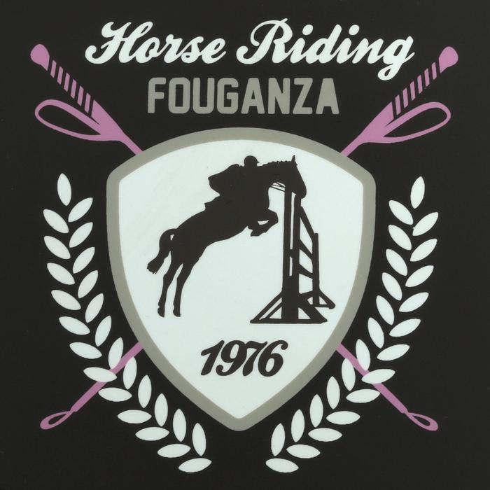 Casque équitation SAFETY CABRIOLE rouge et - 334440