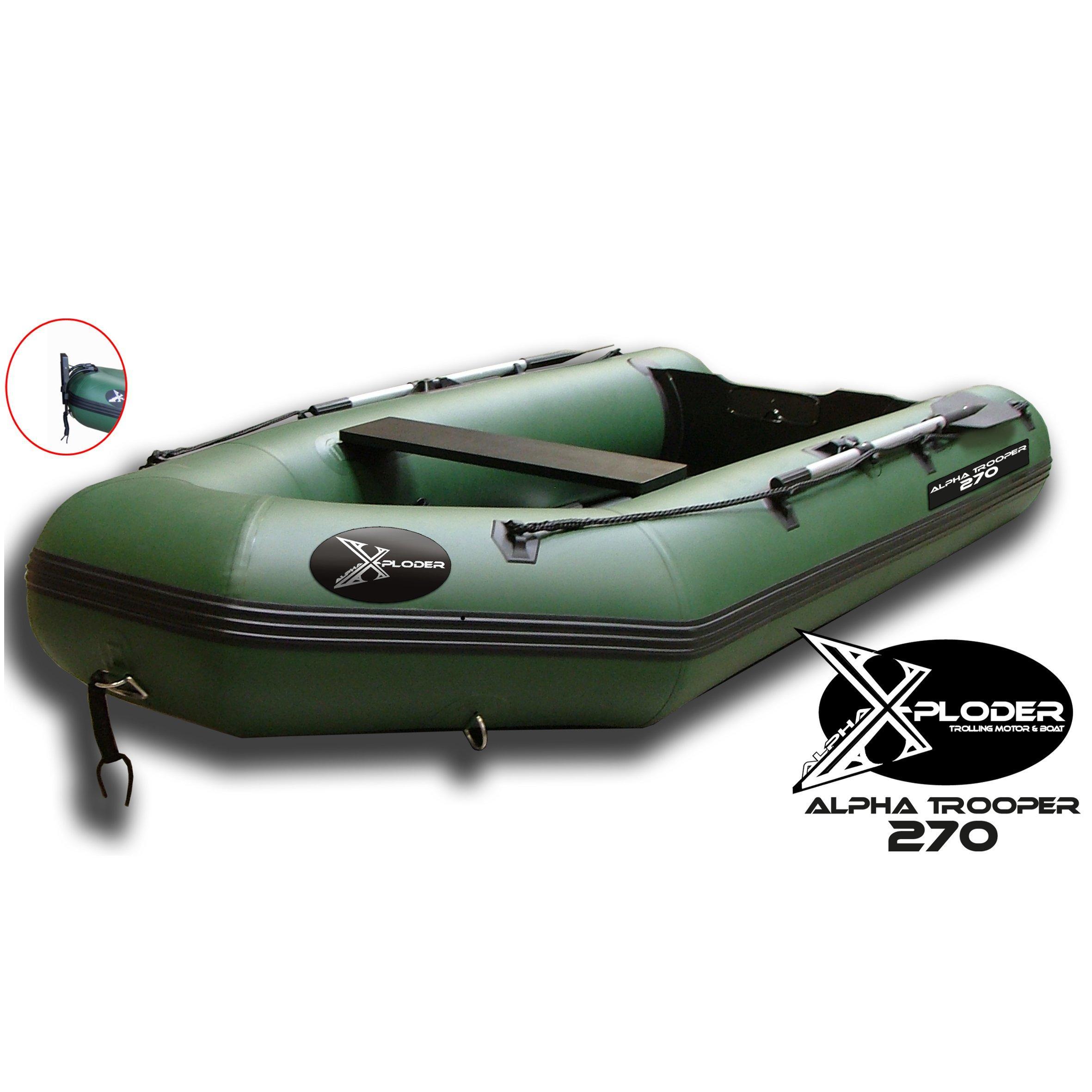 Barcă X-PloderAlpha Trooper270 la Reducere poza