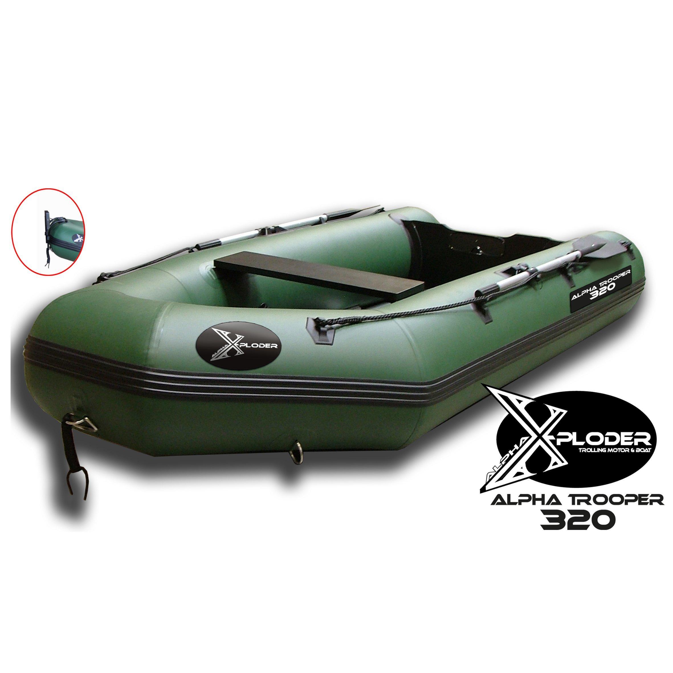 Barcă X-Ploder Fisher 320 la Reducere poza