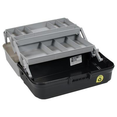 2-tray fishing box