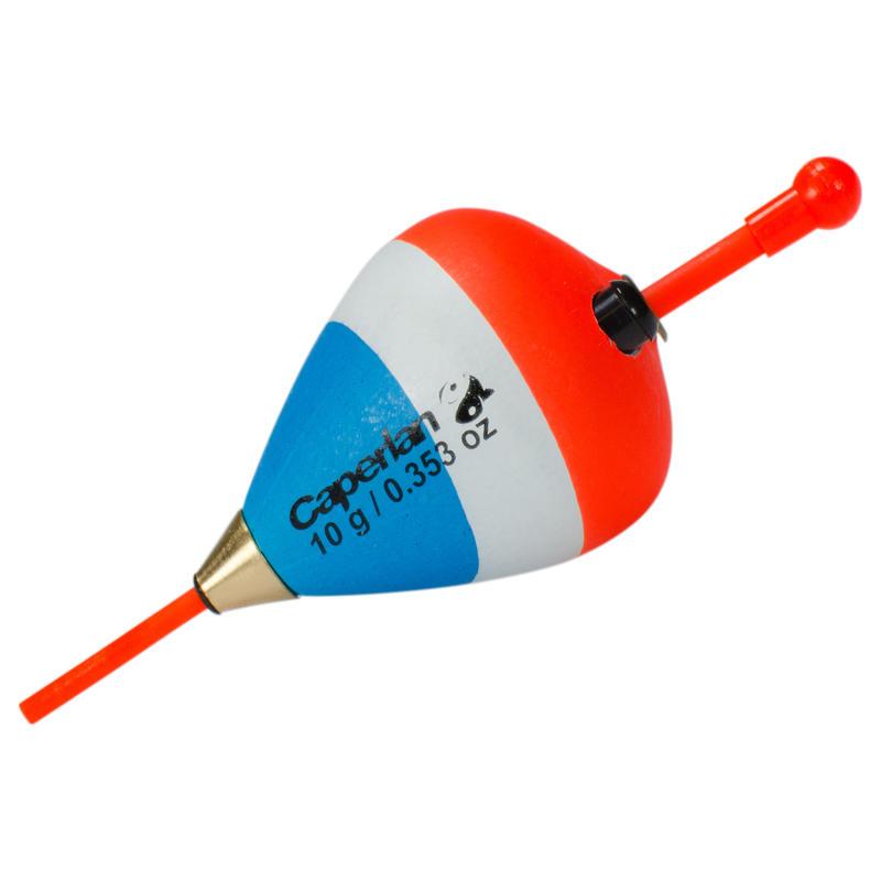 Flotador para pesca en el mar RHODE SHAPE 1 10g