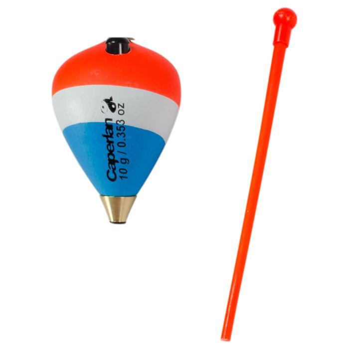 Flotador para pesca en el mar RHODE SHAPE 1 10 g