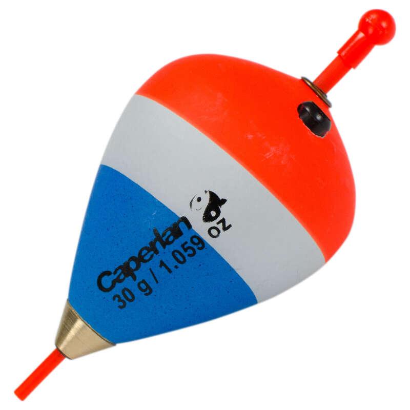 ÚSZÓK TENGERRE Horgászsport - Úszó Rod Shape 1, 30 g CAPERLAN - Tengeri horgászat