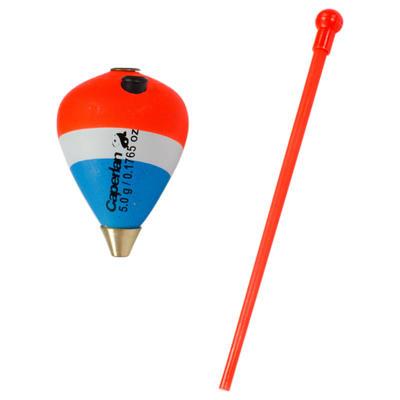 Flotador para pesca en el mar RHODE SHAPE 1 5 g