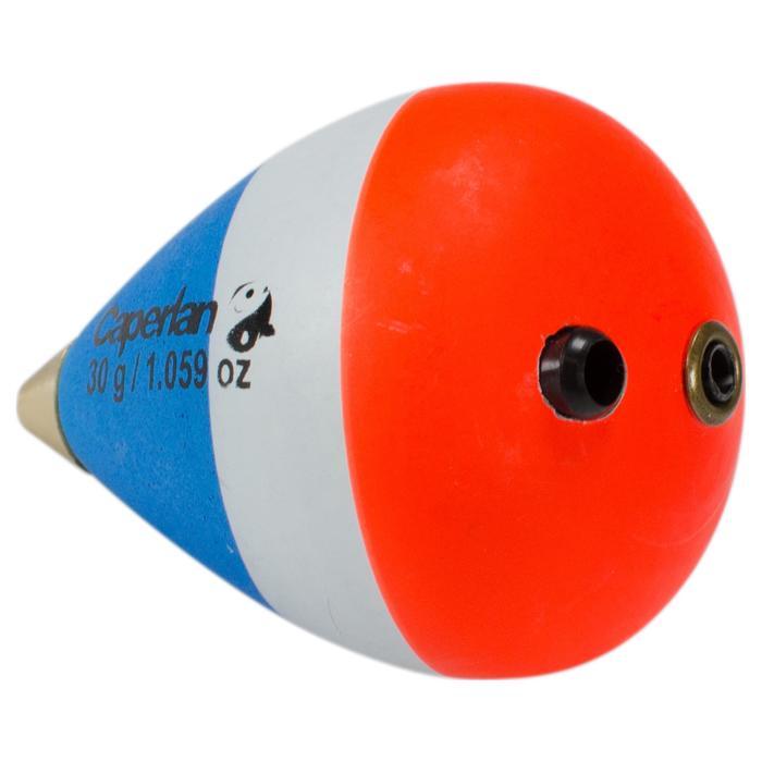 Flotador para pesca en el mar RHODE SHAPE 1 30 g