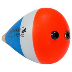 Flotteur pêche en mer RHODE SHAPE 1 30gr