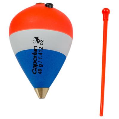 Flotador para pesca en el mar RHODE SHAPE 1 40 g