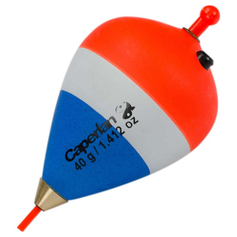 ÚSZÓK TENGERRE Horgászsport - Úszó Rod Shape 1, 40 g CAPERLAN - Tengeri horgászat