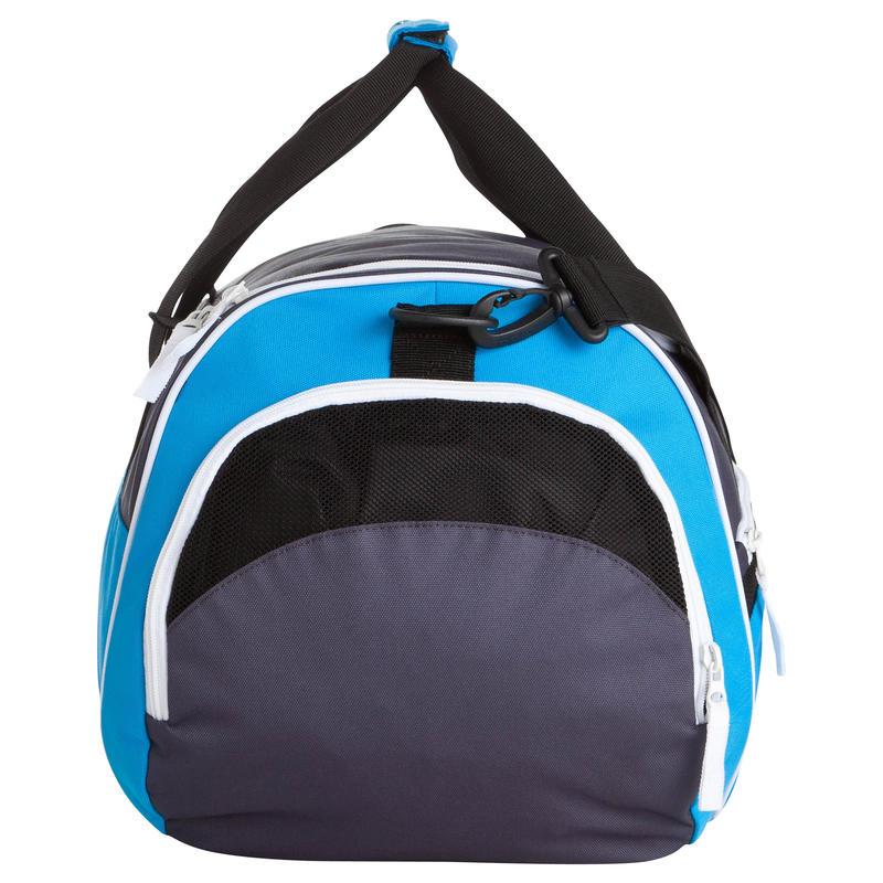 30L POOL BAG 500 - BLUE GREY
