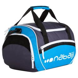 Swimy 30L 游泳包包- 藍色灰色