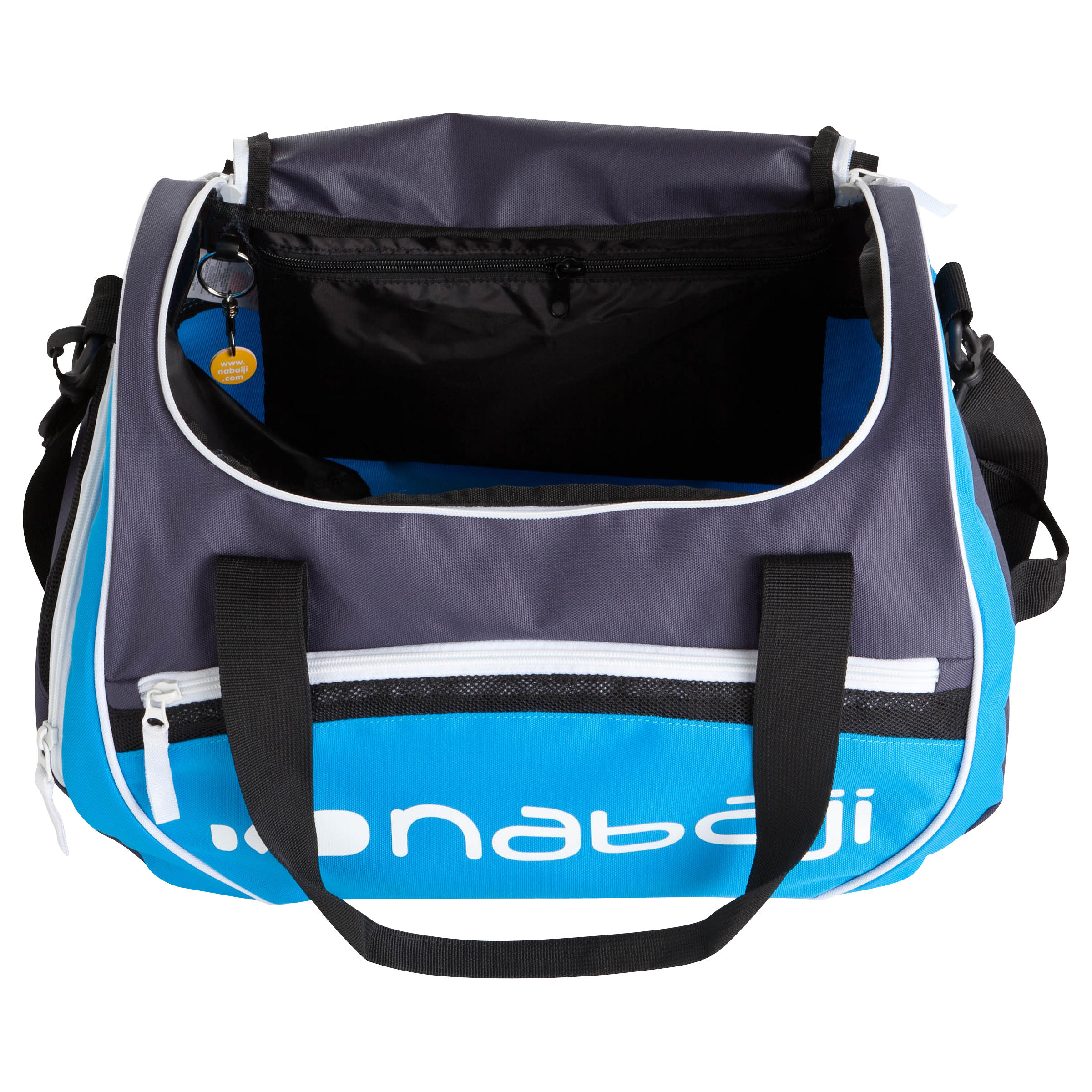 500 30L POOL BAG - BLUE GREY