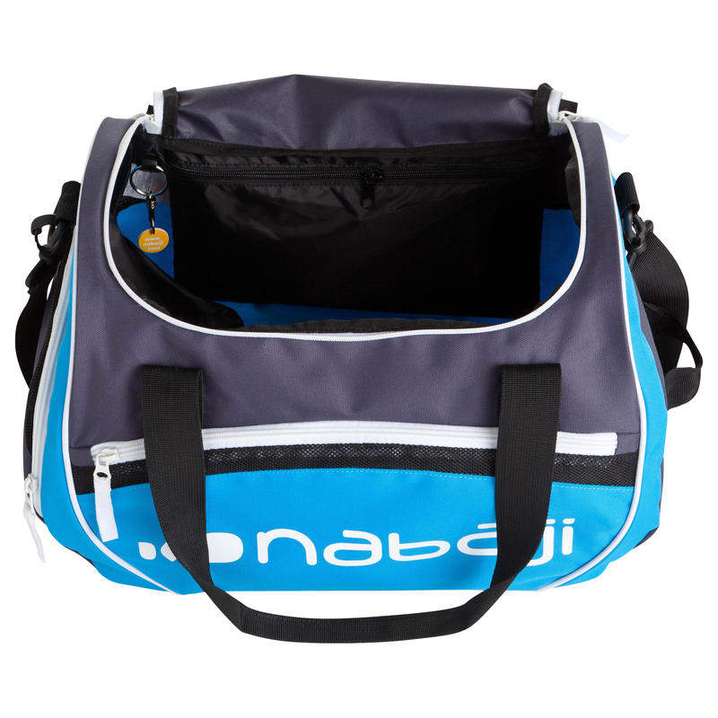 30L POOL BAG 500 - BLUE GREY