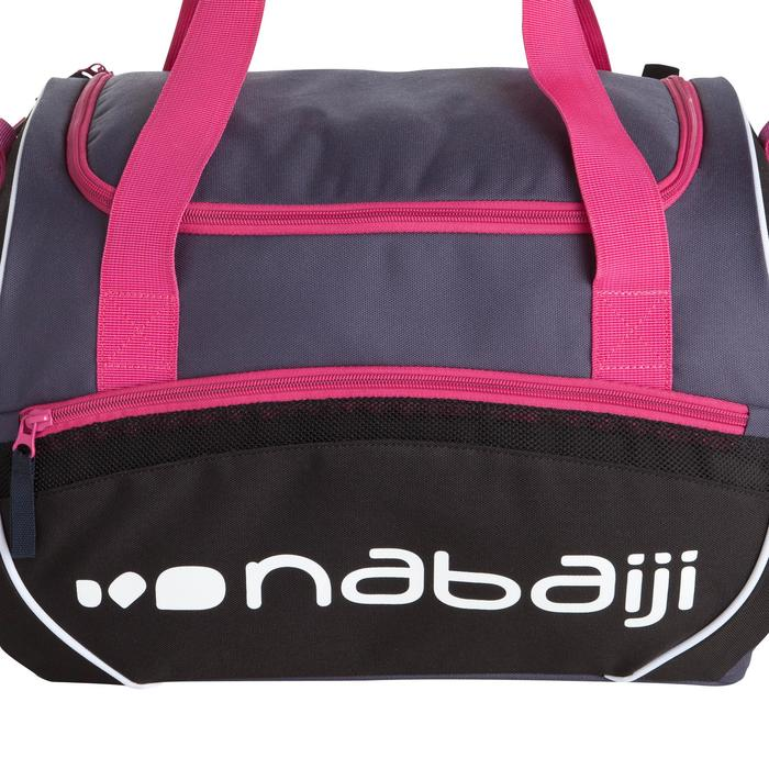 Bolsa Piscina Natación Nabaiji 500 Negro Rosa Impermeable