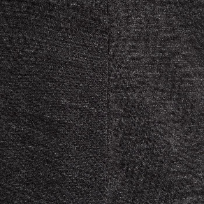 T-shirt manches longues trekking Techwool 155 laine femme - 336209
