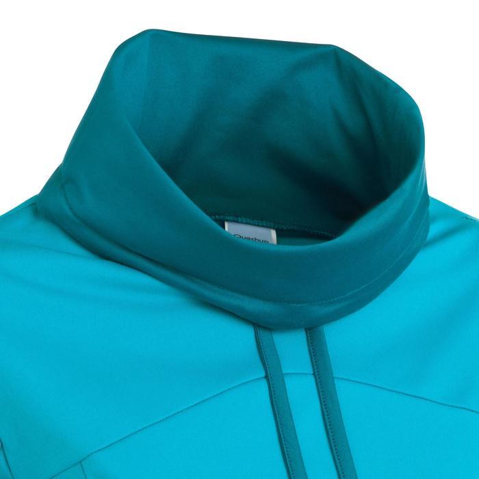T-shirt voor wandelen in de sneeuw dames SH100 warm - 336290