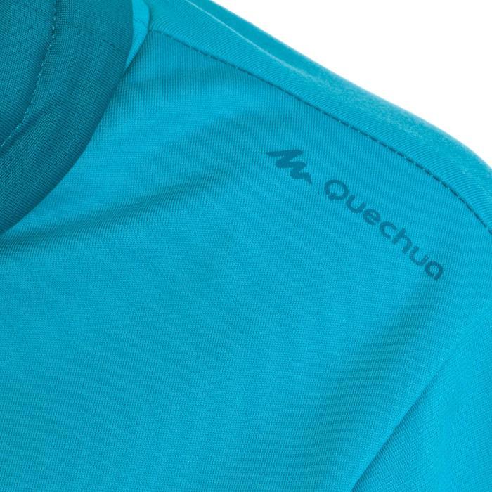 T-shirt voor wandelen in de sneeuw dames SH100 warm - 336299