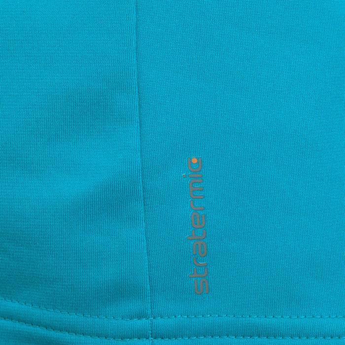 T-shirt voor wandelen in de sneeuw dames SH100 warm - 336300