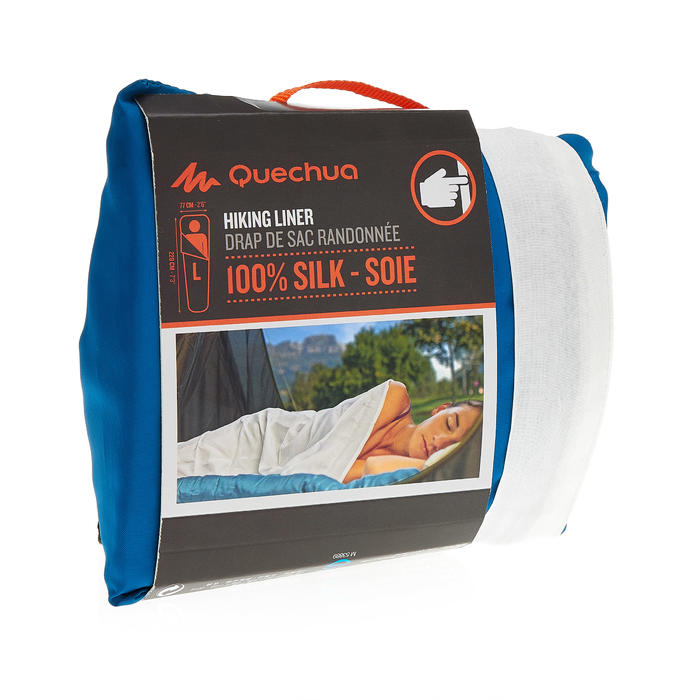 Drap de sac soie - 33656