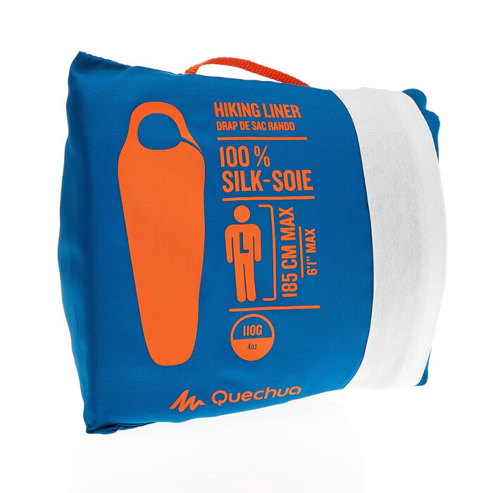 Drap de sac soie - 33666