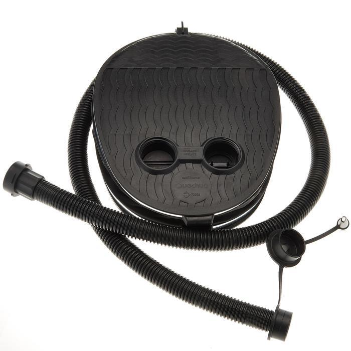 腳踏式露營充氣筒(充氣式睡墊適用)