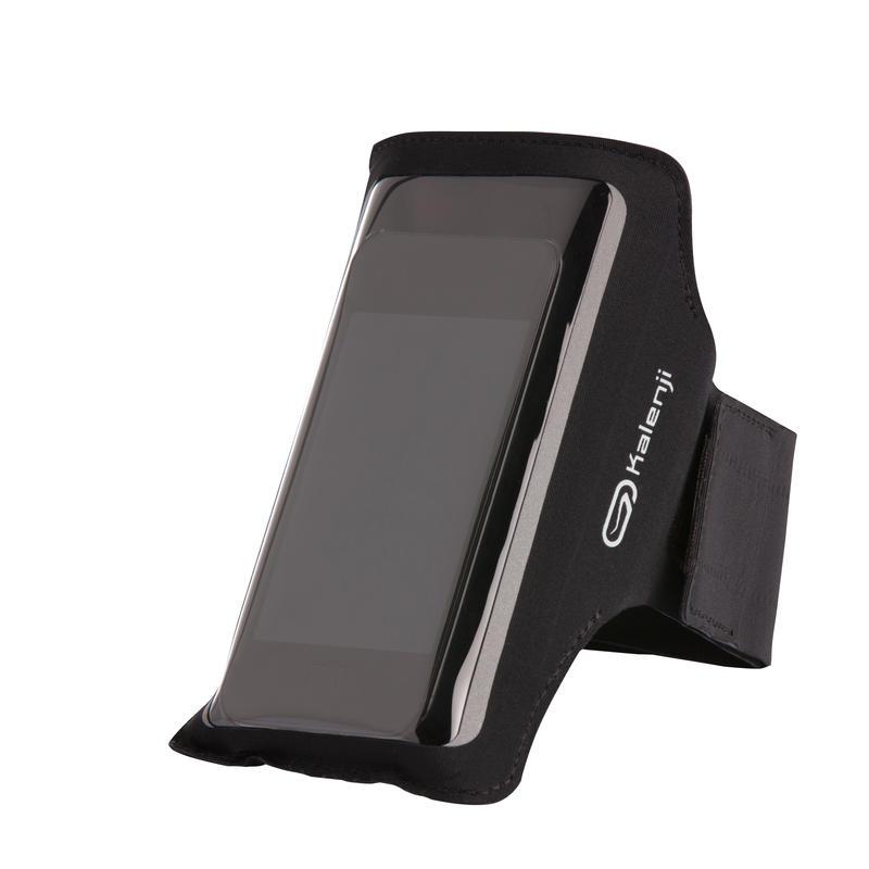 SMARTPHONE ARMBAND BLACK LARGE