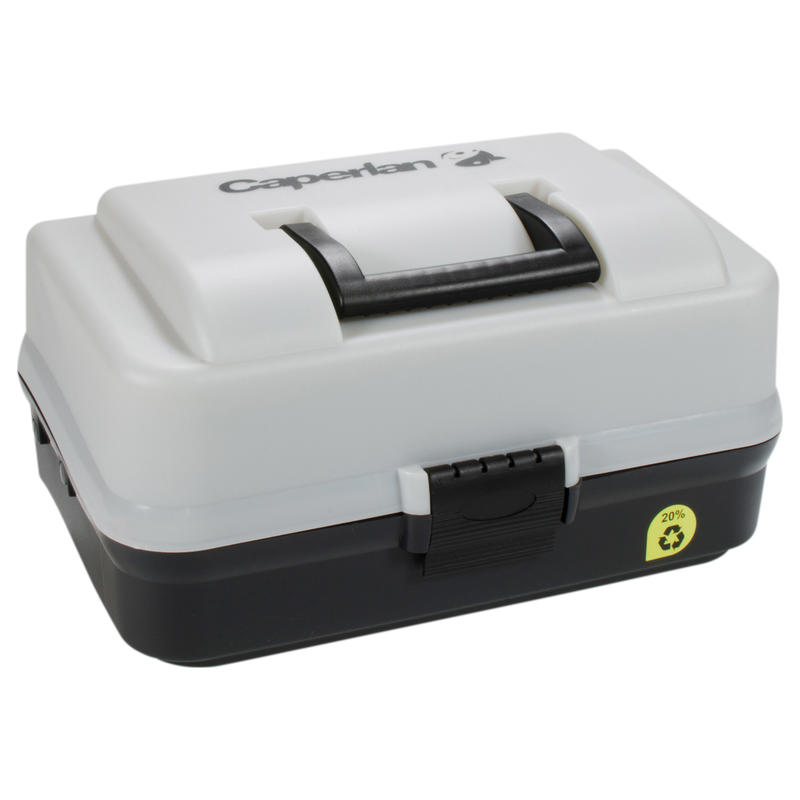 3-tray fishing box