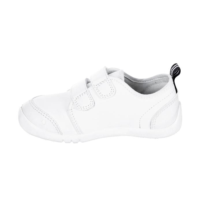 Chaussures Bébé Gym My First Shoes blanches - 337162