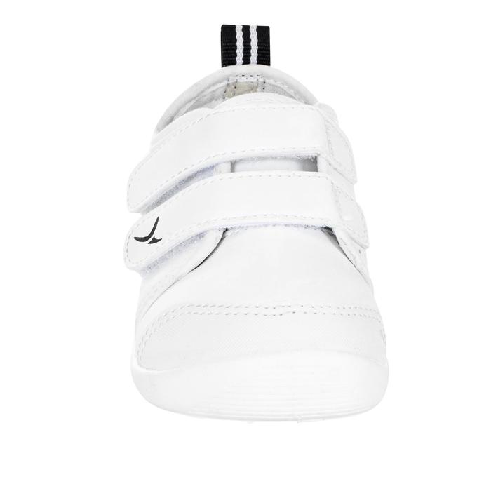 Chaussures Bébé Gym My First Shoes blanches - 337167
