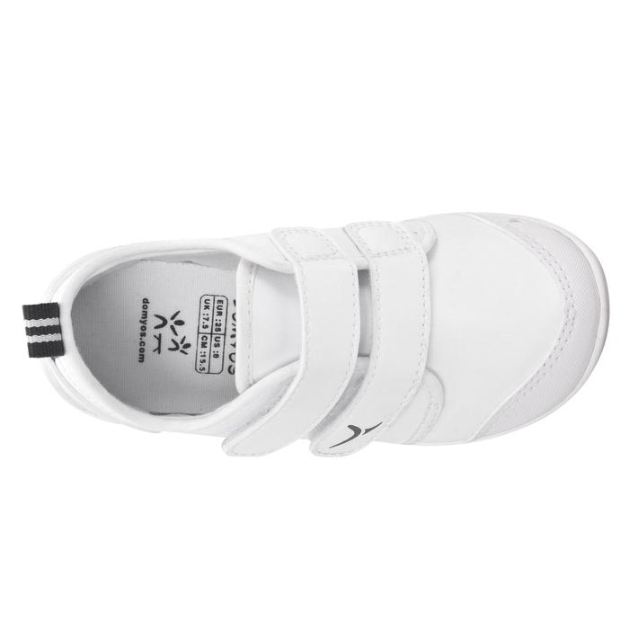 Chaussures Bébé Gym My First Shoes blanches