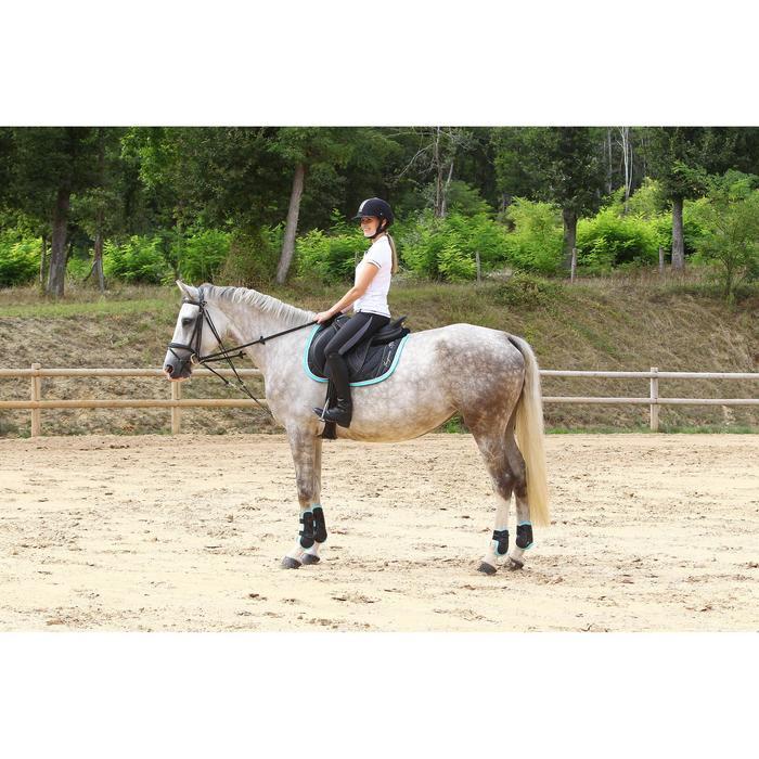 Gogue Hilfszügel Schooling Pony schwarz
